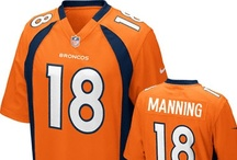Denver Broncos Fans Only / by NFLPA Shop