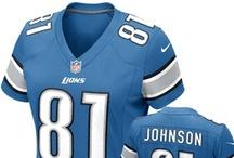 Detroit Lions Fans Only / by NFLPA Shop