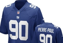 New York Giants Fans Only / by NFLPA Shop