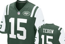 New York Jets Fans Only / by NFLPA Shop