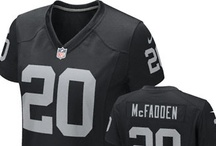 Oakland Raiders Fans Only / by NFLPA Shop