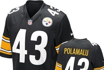 Pittsburgh Steelers Fans Only / by NFLPA Shop