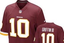 Washington Redskins Fans Only / by NFLPA Shop