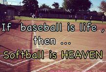 Softball / Anything Softball! / by Mallory Reynolds