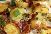 potato recipes / by mable rockwell