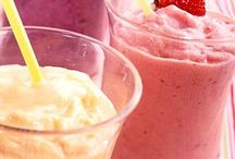 Smoothies and more / Nice fruit drinks  / by Loretta Hepditch