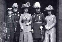 Royals : Europe / by Hansa Tingsuwan