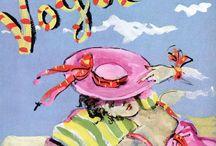Magazine : Vintage Covers / by Hansa Tingsuwan