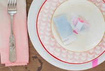 Party : Table Decor & Place Setting / by Hansa Tingsuwan