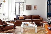 Living Rooms / by Laura Fenton