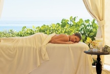 Relax. / Enjoy the calming effects of our world-class resort spas.  / by One&Only Resorts