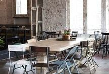 Dining Rooms  / by Miki