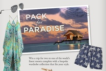 my-wardrobe.com Sweepstakes / by One&Only Resorts