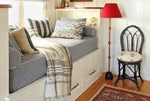 TH Twin Bed Guest Room / by Laura Fenton