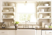 Eatery / *lovely kitchen & dining room views, products, & ideas* / by Lexy