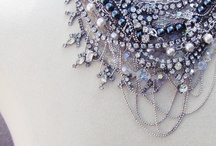 Necklaces / *fashion as expressed through necklaces* / by Lexy