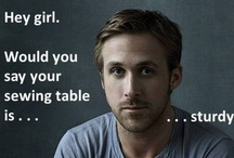 Hey Girl / He is just so sweet to think about all these things!! / by K§L§M's