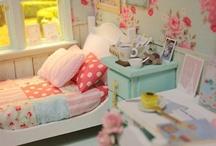 Dollshouses / by Alicia Msv