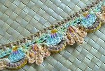 Crochet edging / by Alicia Msv