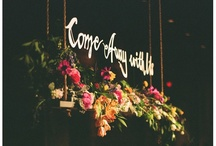 Wedding Ideas - Decor / Find inspiration for decor and theming  / by Serene H