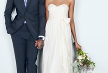 Wedding Ideas - Attire / Different gowns, styles and accessories to give you inspiration for your ideal look  / by Serene H