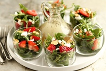 A Menu to Entertain / Great food ideas including finger food, tapas, beverages & desserts. Find delicious inspiration to feed your guests. / by Serene H