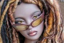 Barbie's Mane / by Shawndra Blue