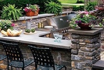 Home- Patio designs / by Kristine Pritzkow