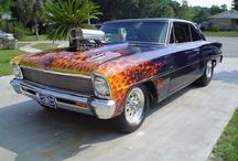 Cars and wheels / Cars, motorcycles, pick-ups, custom cars and more / by Lory Williams