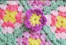 crochet mantas 2 / by Alicia Msv