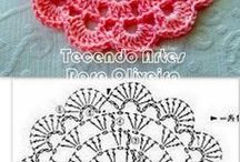 Crochet graficos / by Alicia Msv