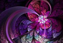Artwork~Fractals / by Ephphatha