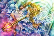 Artwork~Manga / by Ephphatha