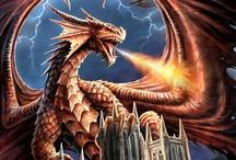 Artwork~Dragons / by Ephphatha