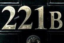 No $#!+ Sherlock / Devoted to BBC's Sherlock ~ Benedict & Martin. / by Tammy White