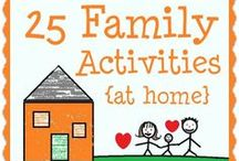Family activities / Family activities for #homeschool families. / by CHEWV