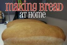 Bread, Biscuits, Rolls & More / by Catherine Murphy