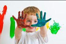 Teaching Preschool / Preschool #homeschool activities and helps. / by CHEWV