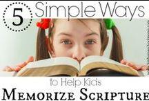 Teaching Bible / by CHEWV