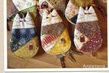 DIY Sewing & Tuto Couture / Doudou, Bracelet, Jupe etc... / by ~MondePassionné~