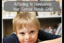 Teaching special needs children / by CHEWV