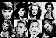 Old Hollywood Women / Old Hollywood. It'll never be like this again :'(  / by clhpjudygarlandlover