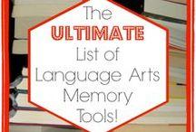 Teaching Language Arts / by CHEWV