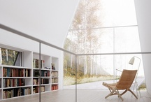 Interior / #interieur #interior #home #decor #living #architecture #furnitures #design #metal #bois #couleurs #decoration #scandinavia #meubles #agencement #apartment #house / by Fran