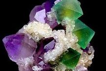 Gems, rock, minerals, cave... / by Eve Ina