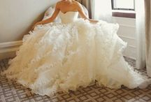 The Bride / by WeddingWoo