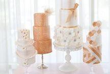 Wedding Cakes / by WeddingWoo
