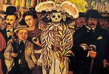 Diego Rivera / by Barb Clouser