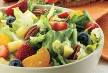 JUST A SIMPLE SALAD Salads of all kinds / Tossed Salads / by Hurricane