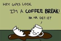 Coffee Funnies / If you love coffee and have a sense of humor then you'll love the Mr. Coffee® Brewers coffee humor board! / by Mr. Coffee® Brand